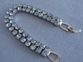 1950s Blue crystal bracelet (SOLD)